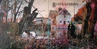 Αποτέλεσμα εικόνας για black sabbath black sabbath album